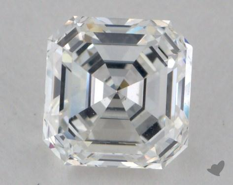 1.06 Carat E-VS1 Asscher Cut Diamond