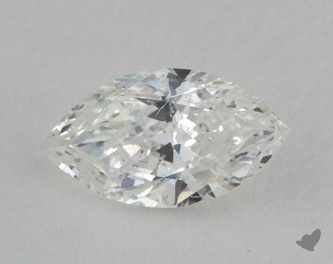 2.06 Carat F-SI2 Marquise Cut Diamond