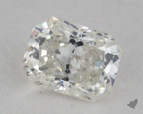 0.31 Carat I-IF Radiant Cut  Diamond