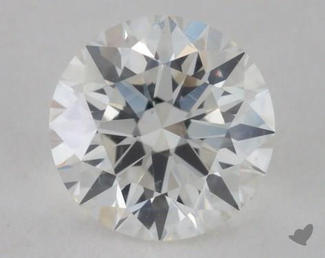 0.80 Carat H-VS2 Excellent Cut Round Diamond