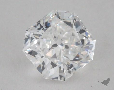 0.69 Carat E-VVS2 Radiant Cut  Diamond