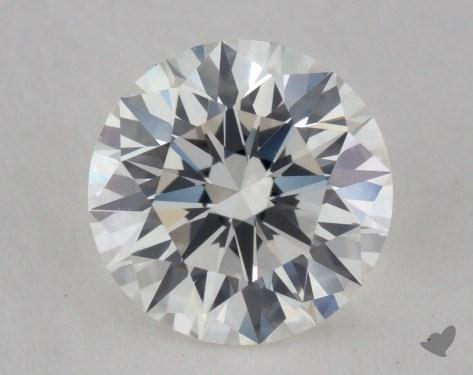 0.63 Carat G-IF Excellent Cut Round Diamond
