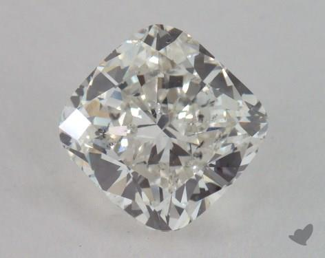 1.81 Carat I-SI2 Cushion Cut Diamond