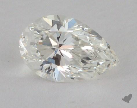 2.00 Carat G-VS1 Pear Shape Diamond