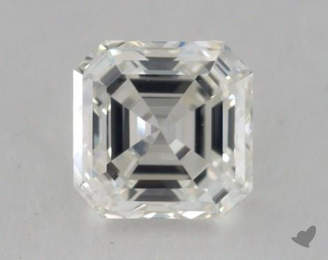 0.80 Carat I-VS1 Asscher Cut Diamond