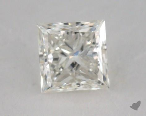 1.01 Carat I-VS2 Ideal Cut Princess Diamond