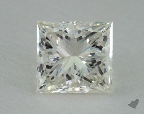 0.74 Carat K-VS1 Good Cut Princess Diamond