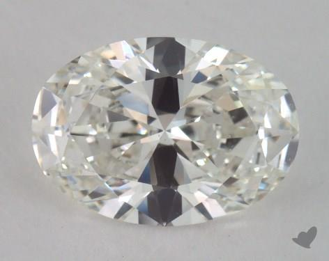 2.00 Carat I-VS2 Oval Cut Diamond