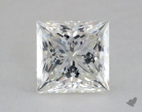 1.61 Carat I-VS2 Ideal Cut Princess Diamond