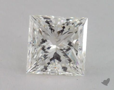 1.54 Carat I-SI1 Ideal Cut Princess Diamond