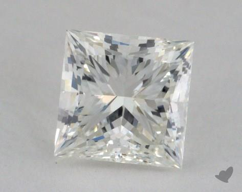 1.00 Carat I-SI2 Princess Cut Diamond