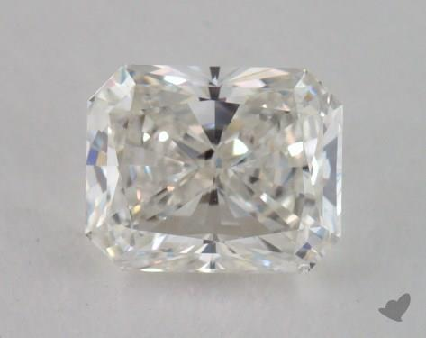0.97 Carat H-VS2 Radiant Cut  Diamond