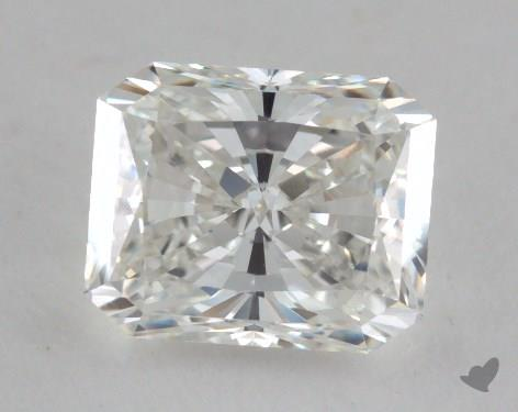 1.50 Carat H-VS2 Radiant Cut Diamond