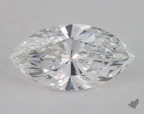 0.90 Carat E-VS2 Marquise Cut Diamond