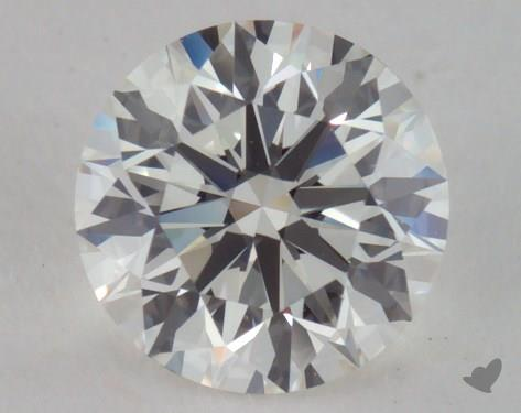 1.04 Carat I-VS1 Excellent Cut Round Diamond