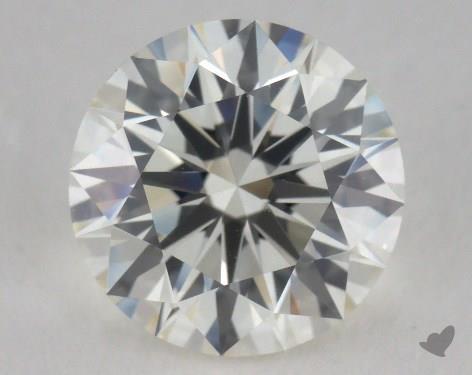 1.80 Carat J-VS1 Excellent Cut Round Diamond