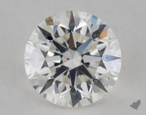 1.01 Carat H-VS2 Ideal Cut Round Diamond