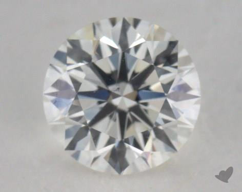 0.91 Carat H-VS2 Ideal Cut Round Diamond