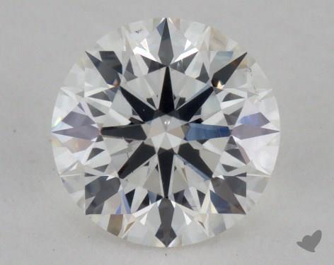 0.80 Carat H-VS2 Ideal Cut Round Diamond