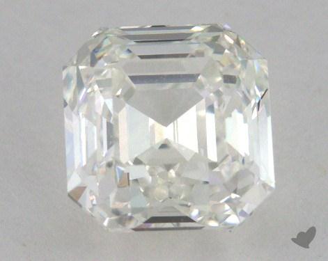 3.06 Carat H-VVS2 Asscher Cut Diamond