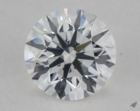 0.51 Carat G-SI1 Ideal Cut Round Diamond