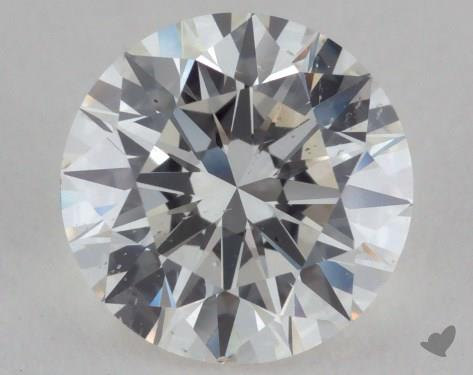 1.00 Carat G-SI1 Ideal Cut Round Diamond