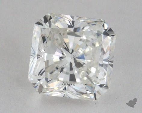 1.20 Carat G-SI1 Radiant Cut Diamond