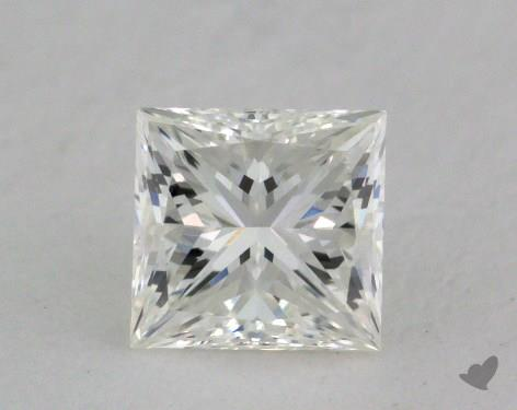 0.54 Carat H-VS2 Princess Cut Diamond