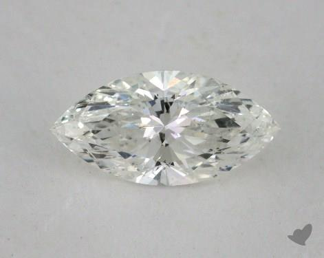 1.03 Carat H-SI2 Marquise Cut Diamond