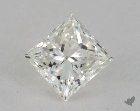 0.54 Carat H-VS2 Ideal Cut Princess Diamond