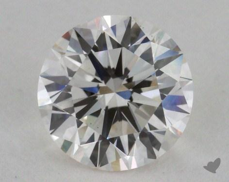 1.55 Carat I-VS1 Very Good Cut Round Diamond