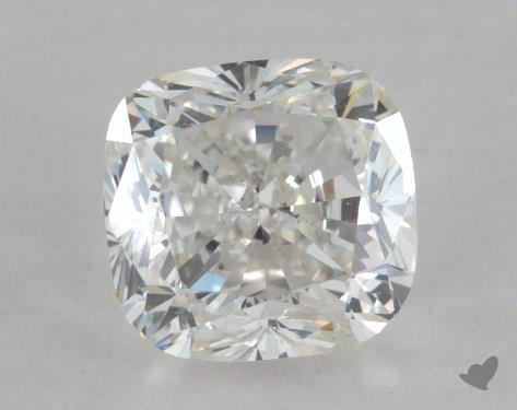 0.82 Carat H-VS2 Cushion Cut  Diamond