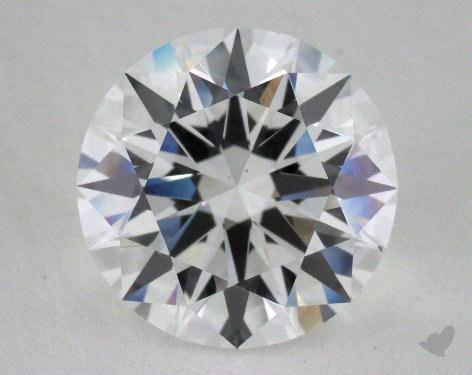 2.55 Carat E-VS2 Excellent Cut Round Diamond