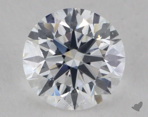 1.47 Carat D-VS2 Excellent Cut Round Diamond