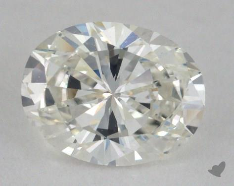 1.01 Carat H-IF Oval Cut Diamond