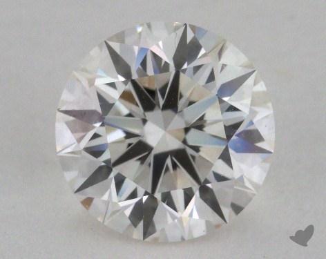 1.55 Carat H-VS1 Excellent Cut Round Diamond