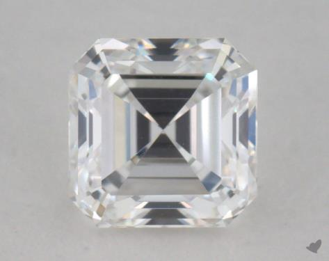 0.57 Carat D-IF Asscher Cut  Diamond