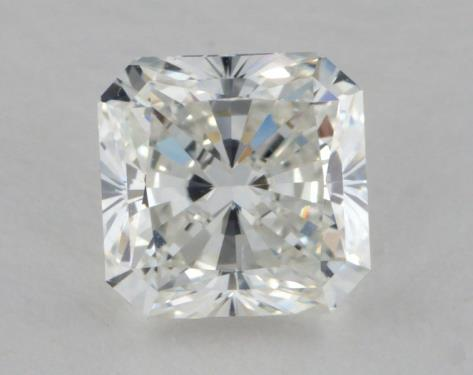 1.70 Carat H-SI1 Radiant Cut Diamond