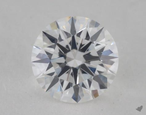 0.60 Carat E-VVS2 Excellent Cut Round Diamond