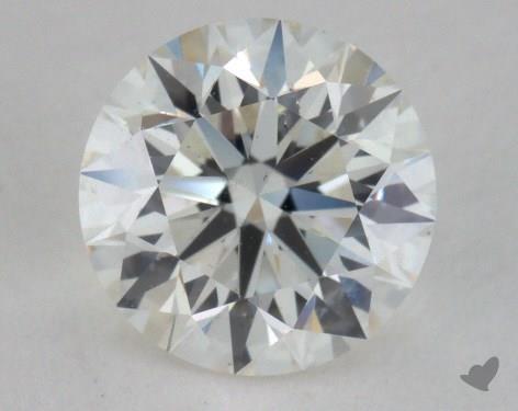 1.22 Carat I-SI1 Excellent Cut Round Diamond