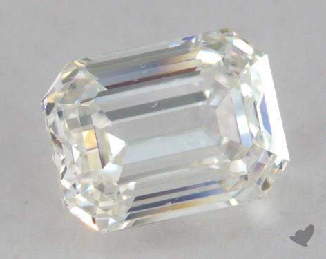1.20 Carat H-VS2 Emerald Cut  Diamond