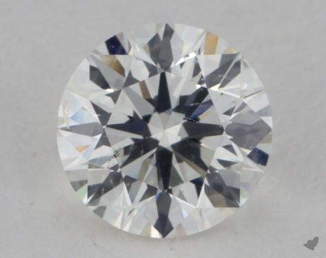 1.00 Carat I-SI2 Excellent Cut Round Diamond