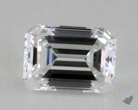 2.00 Carat D-VS1 Emerald Cut Diamond