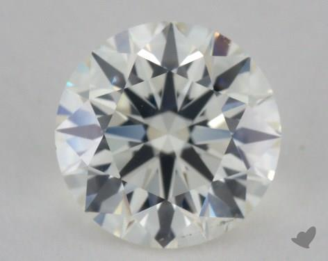 1.52 Carat J-SI1 Excellent Cut Round Diamond