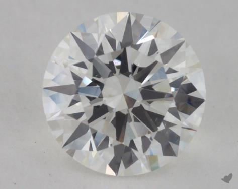 1.41 Carat H-VS2 Excellent Cut Round Diamond