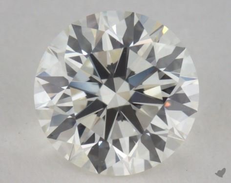 1.40 Carat I-SI1 Excellent Cut Round Diamond