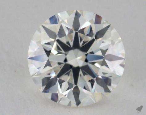 1.16 Carat I-IF Excellent Cut Round Diamond