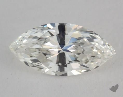 1.32 Carat H-VS2 Marquise Cut Diamond