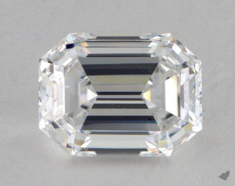 2.02 Carat D-IF Emerald Cut Diamond