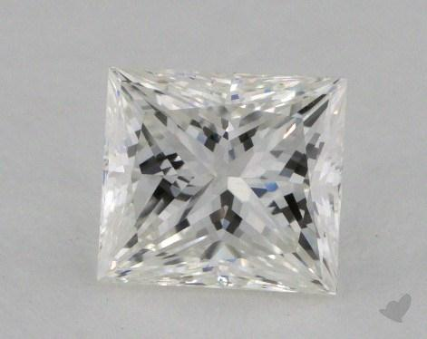 1.04 Carat G-VVS1 Very Good Cut Princess Diamond